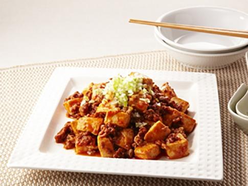 ケチャップで簡単!麻婆豆腐