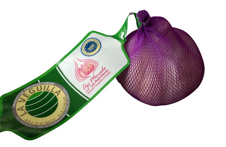 紫にんにく