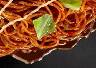 【本格感アップのポイント】サッポロ一番 オタフクお好みソース味焼そば