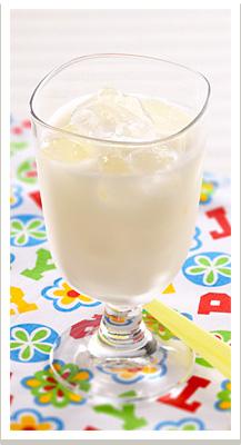 「カルピス」ですっきり!豆乳ヨーグルト