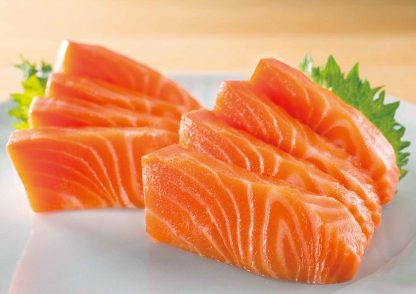 銀鮭刺身用