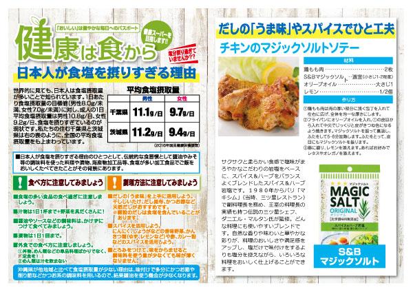 【健康商品】チキンマジックソルト