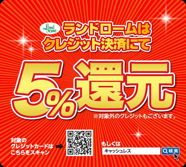 スーパーマーケット,キャッシュレス,消費者還元,5%,ポイント還元